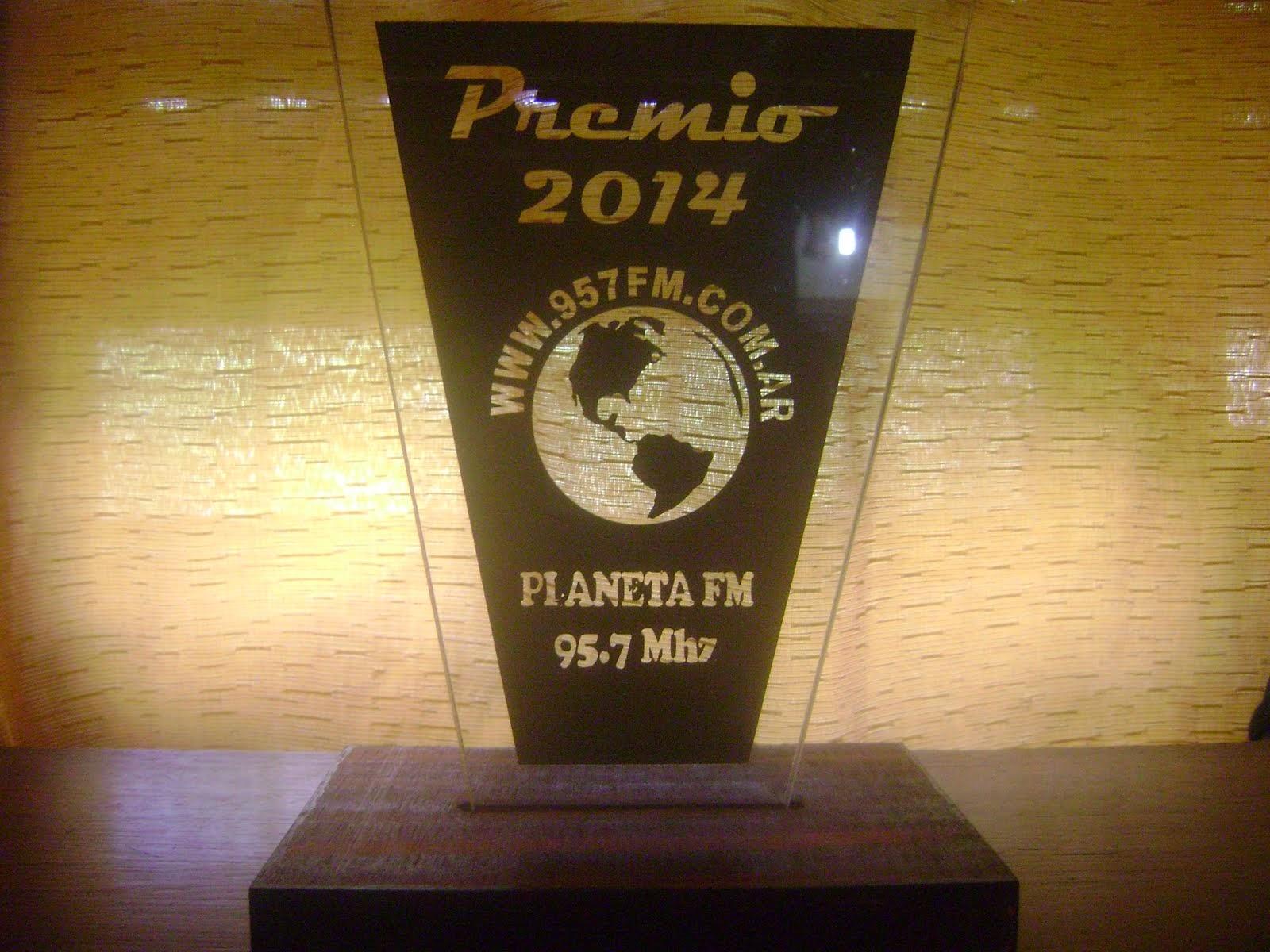 PREMIO FM PLANETA 2014
