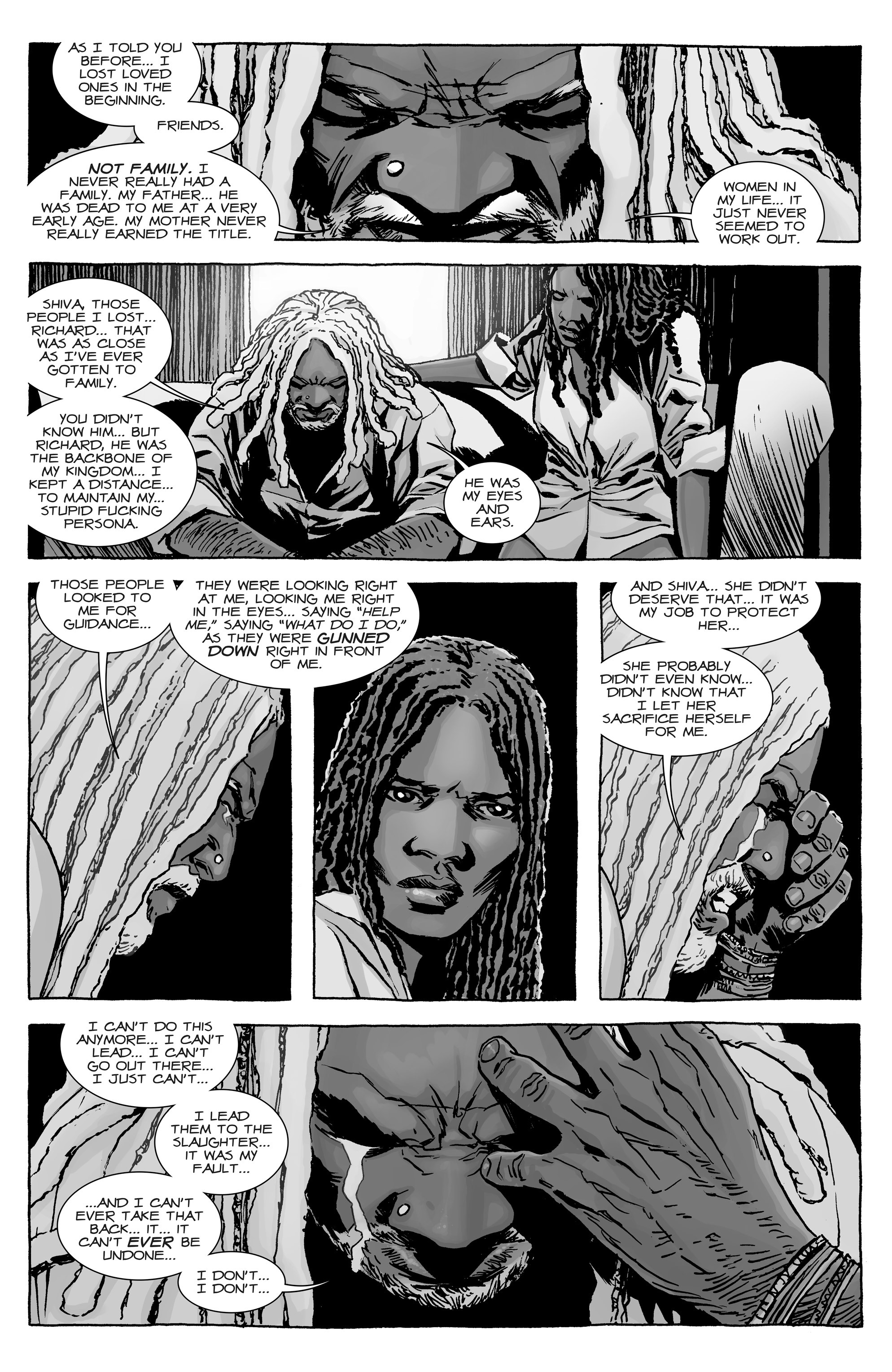 The Walking Dead Issue #119 Page 8