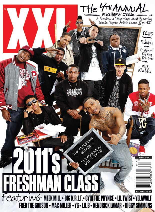 The 2011 XXL Freshmen put on a show at NYC's BB King's last night and dropped a mixtape today.