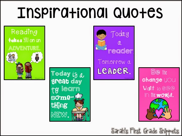 spark of inspiration inspirational quotes for your classroom