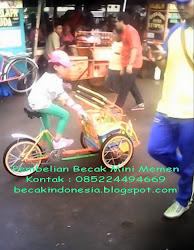 Becak Mini Memen Mi414C