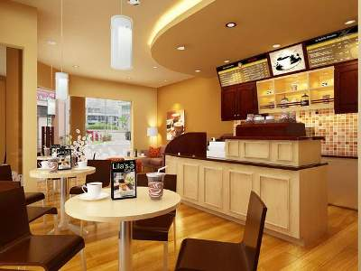 Design Interior: Coffee Shop Design