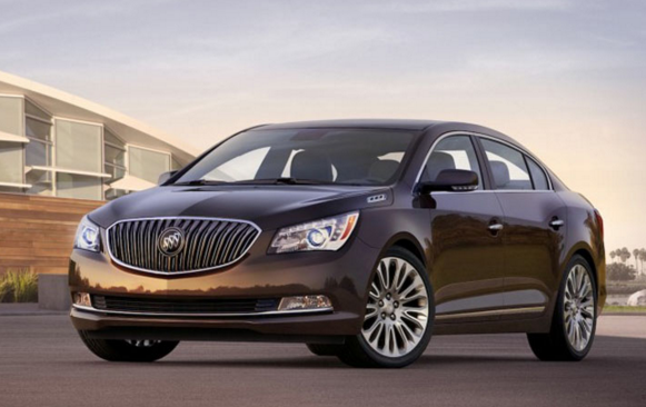 2017 Buick Lacrosse Redesign