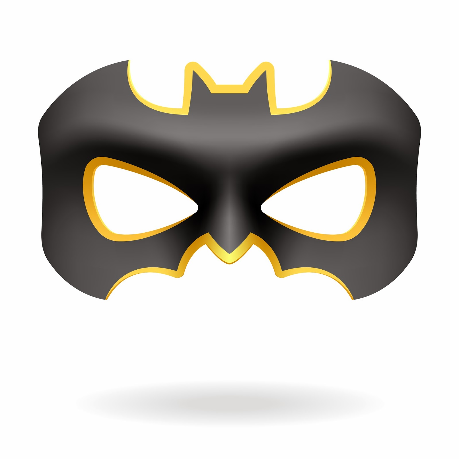 Batwoman mask template - photo#5