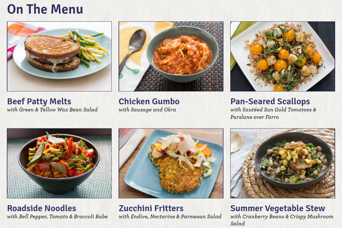 Blue apron weight loss
