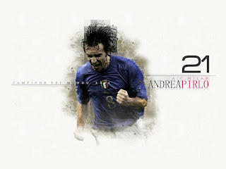 Andrea Pirlo AC Milan Wallpaper 2011 2