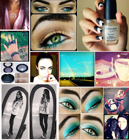 Follow me on Instagram! @makeupandartfreak