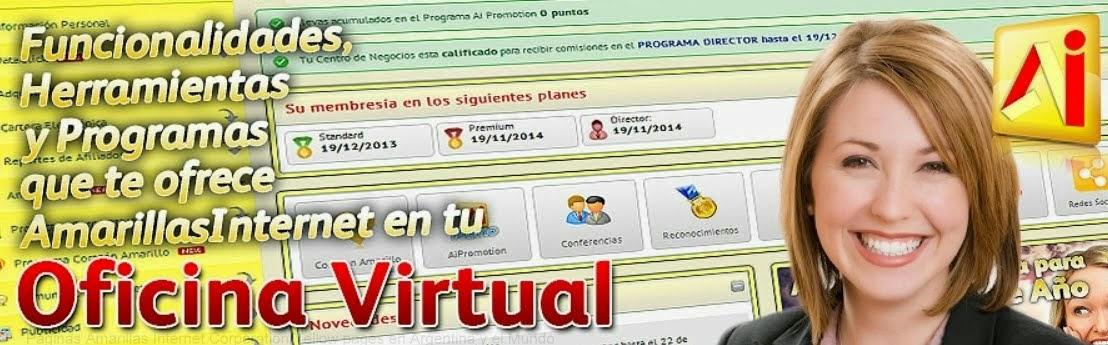 Capacitacion amarillas internet sabes todo lo que puedes for Oficina virtual internet