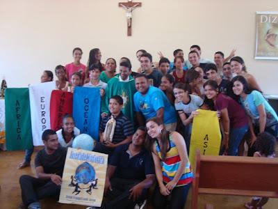 Intercâmbio Missionário entre Tocantins e Goiás