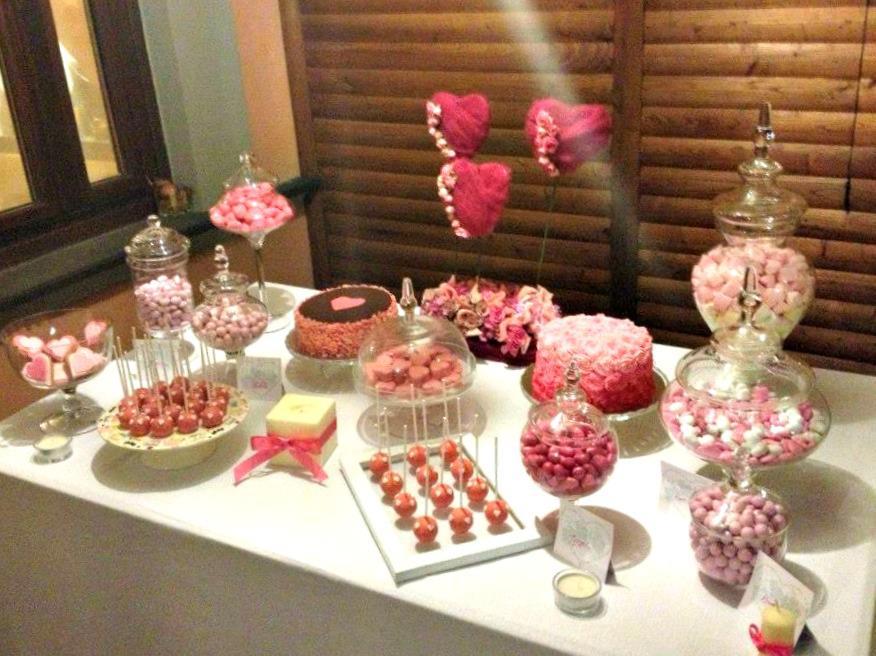 Tavolo Compleanno Bambina : Il goloso mondo di minu: sweet table in rosa per una piccola