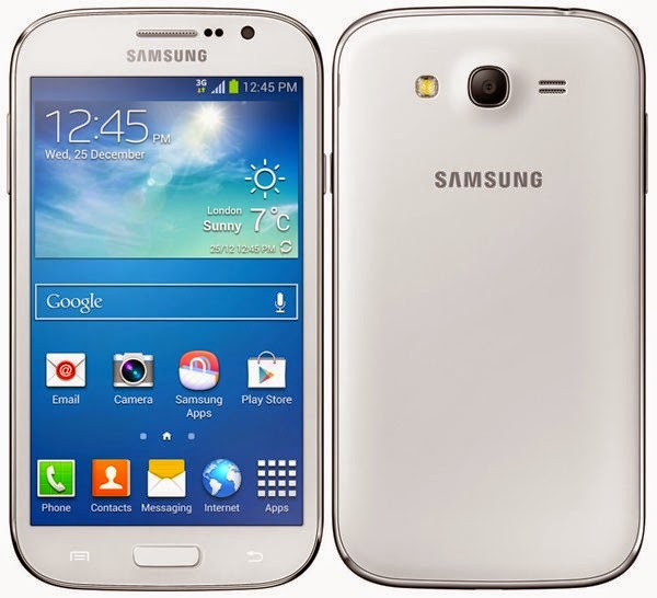 Spesifikasi dan Harga Samsung Galaxy Grand Neo I9060