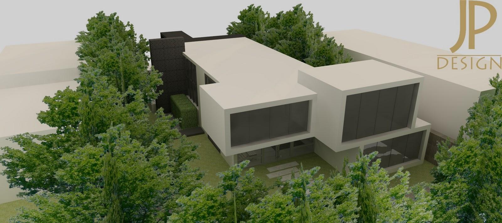 joseph plata small modern japanese house. Black Bedroom Furniture Sets. Home Design Ideas
