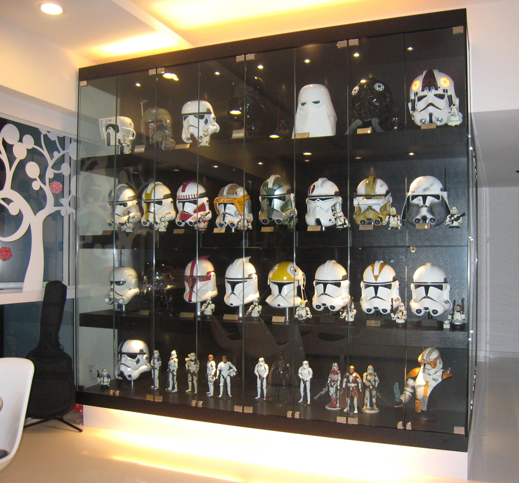 Star Wars Bedroom Ideas : Interior+Design+-+Bedroom+-+Star+Wars+Display(1).jpg