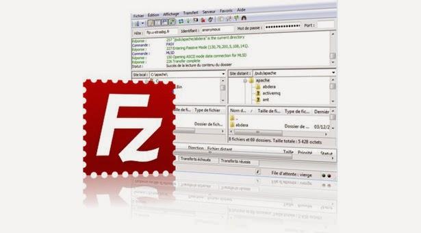 Cara Mentransfer dan Mengelola File di FTP melalui FileZilla