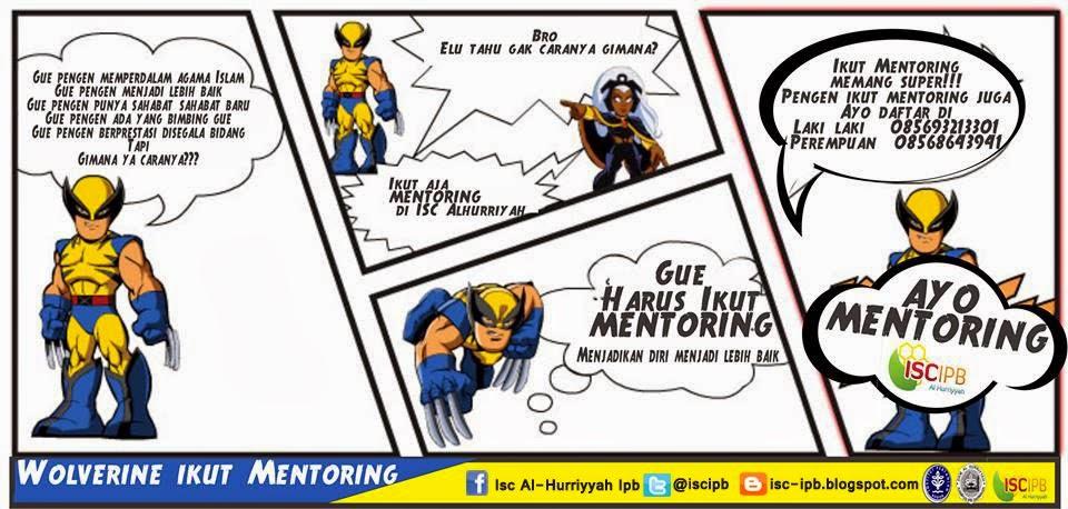 Wolferine mentoring