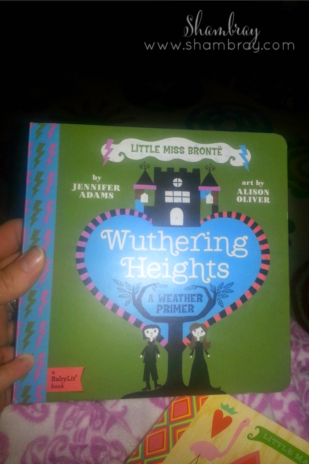 Wuthering Heights, kids, books, reading
