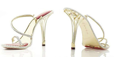 Eternal-Diamond Wedding Shoes