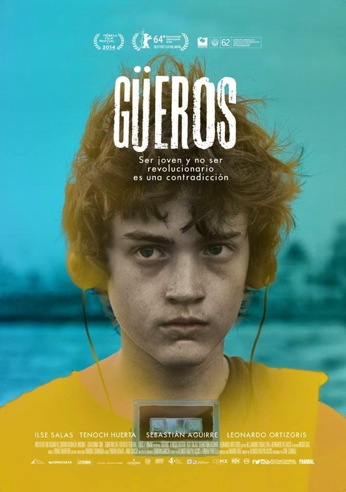 """Estreno de """"Güeros"""" en la cartelera nacional"""