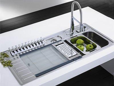 Dise a tu cocina como limpiar el acero inoxidable - Como limpiar campana acero inoxidable ...