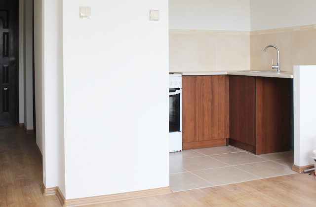 szafki kuchenne,składanie kuchni,zestaw kuchenny,blog wnętrza DIY