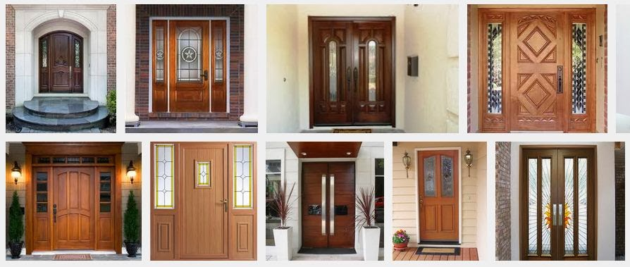 Style for Home Windows and Door