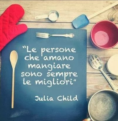 by Julia Child