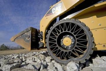 Teknologi Baru Ban Tanpa Angin - Airless Tire