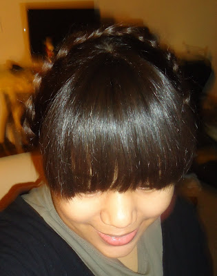 Crochet Hair With Bangs : Crochet Braids With Bangs Their braids are so pretty.