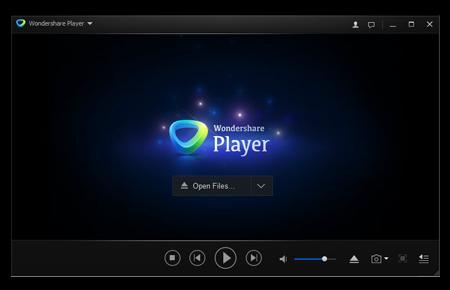 تحميل برنامج تشغيل ملفات الصوت والصورة  Wondershare Player مجانا