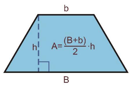VISUAL BASIC 6.0: Calcular el área del trapecio VB 6.0