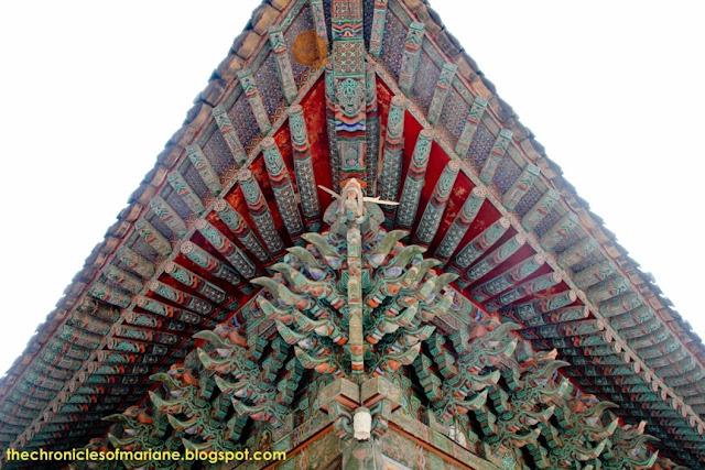 Bulguksa Temple korea