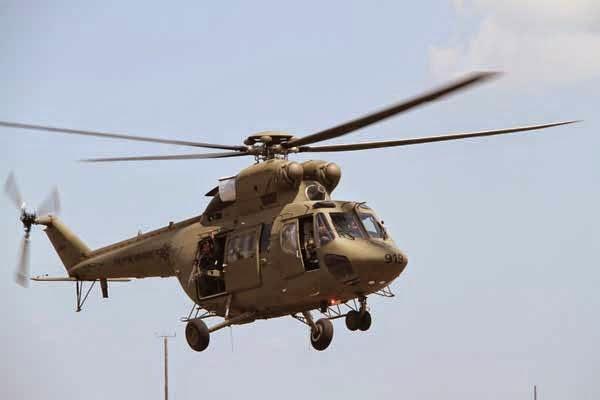 Mar Roxas helicopter convoy crash