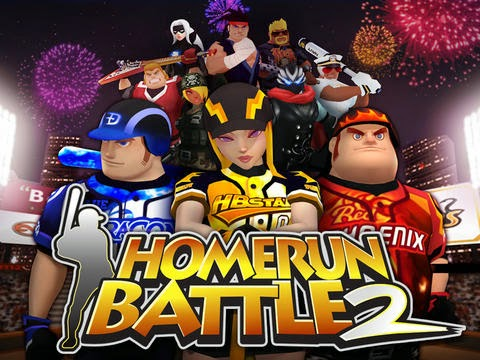 HomeRun Battle 2 & 3D for iPhone and iPad