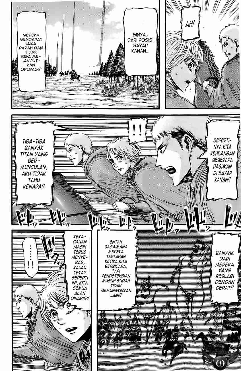 Komik shingeki no kyojin 023 - titan wanita 24 Indonesia shingeki no kyojin 023 - titan wanita Terbaru 17|Baca Manga Komik Indonesia|Mangacan