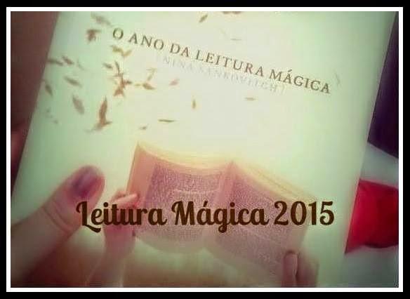 Projeto Leitura Magica 2015