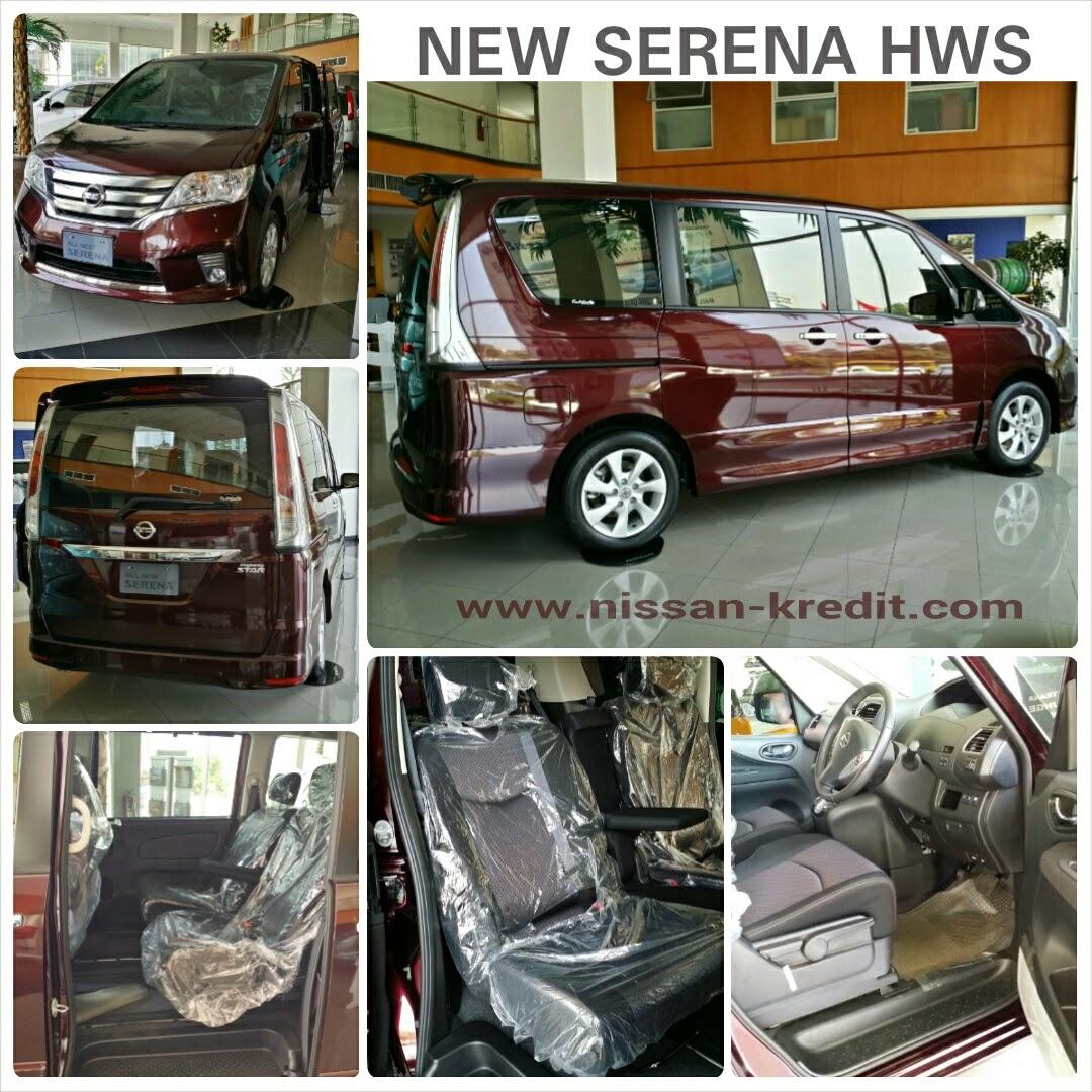 Perbedaan Tipe Nissan Serena HWS