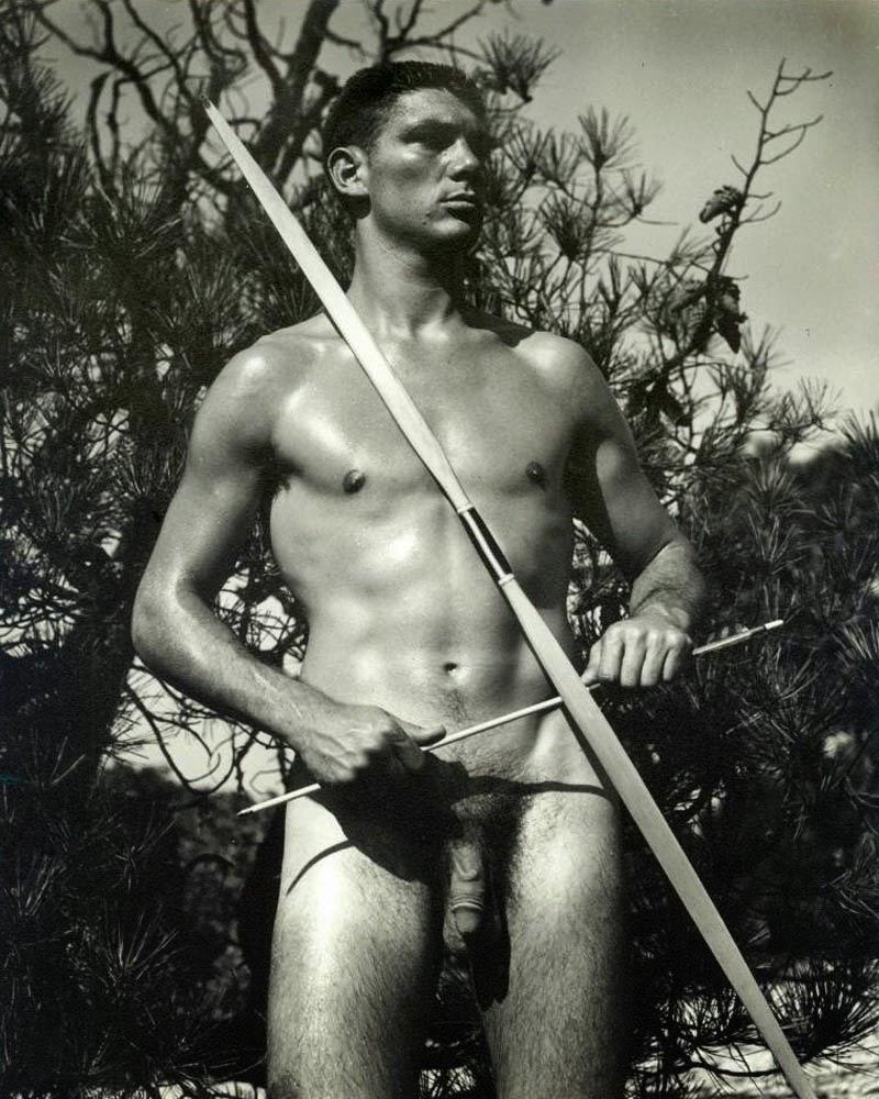 naked-at-archery