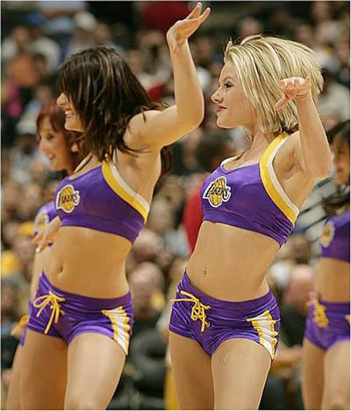 The Cheer Locker Laker Girls