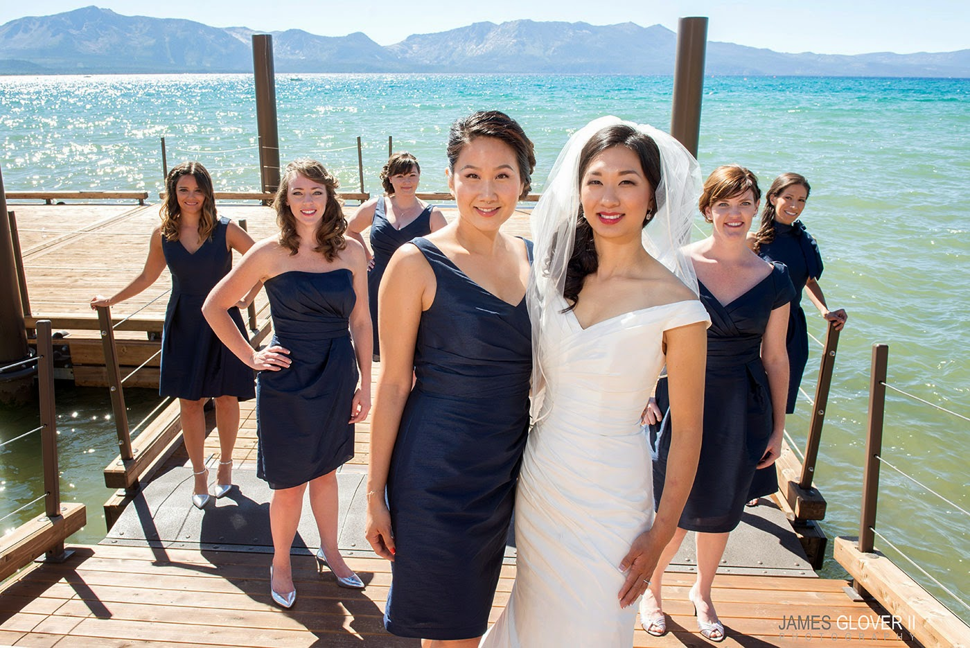 Lake Tahoe Wedding | James Glover Photography | Take the Cake Events