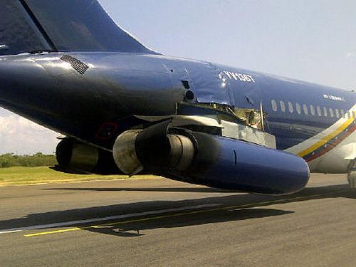 vuelo puerto ordaz: