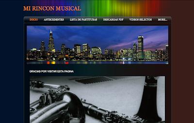 Directorio Musical para agregar tu web o blog, partituras, instrumentos, artistas...