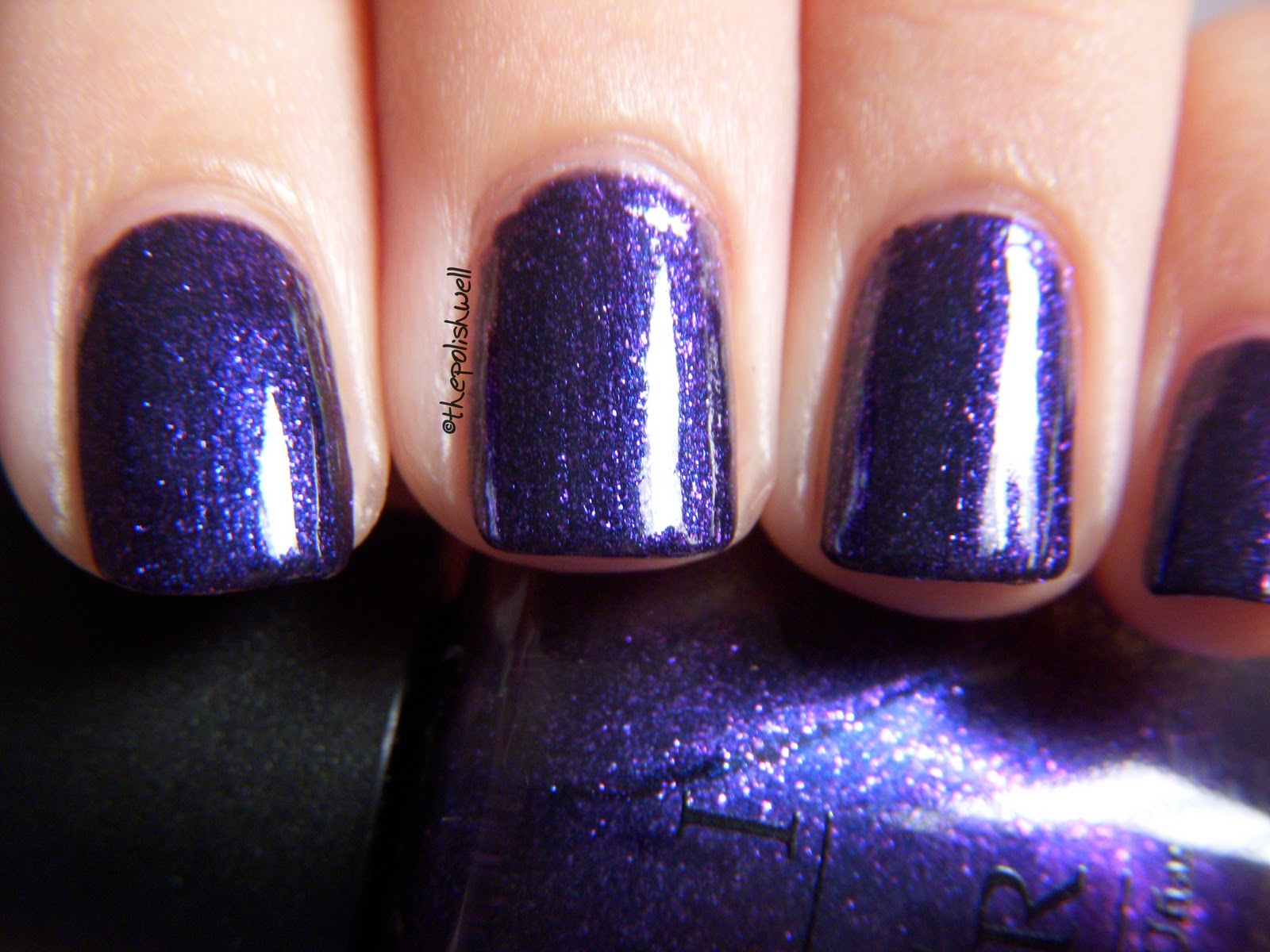 The Polish Well: OPI: Ink