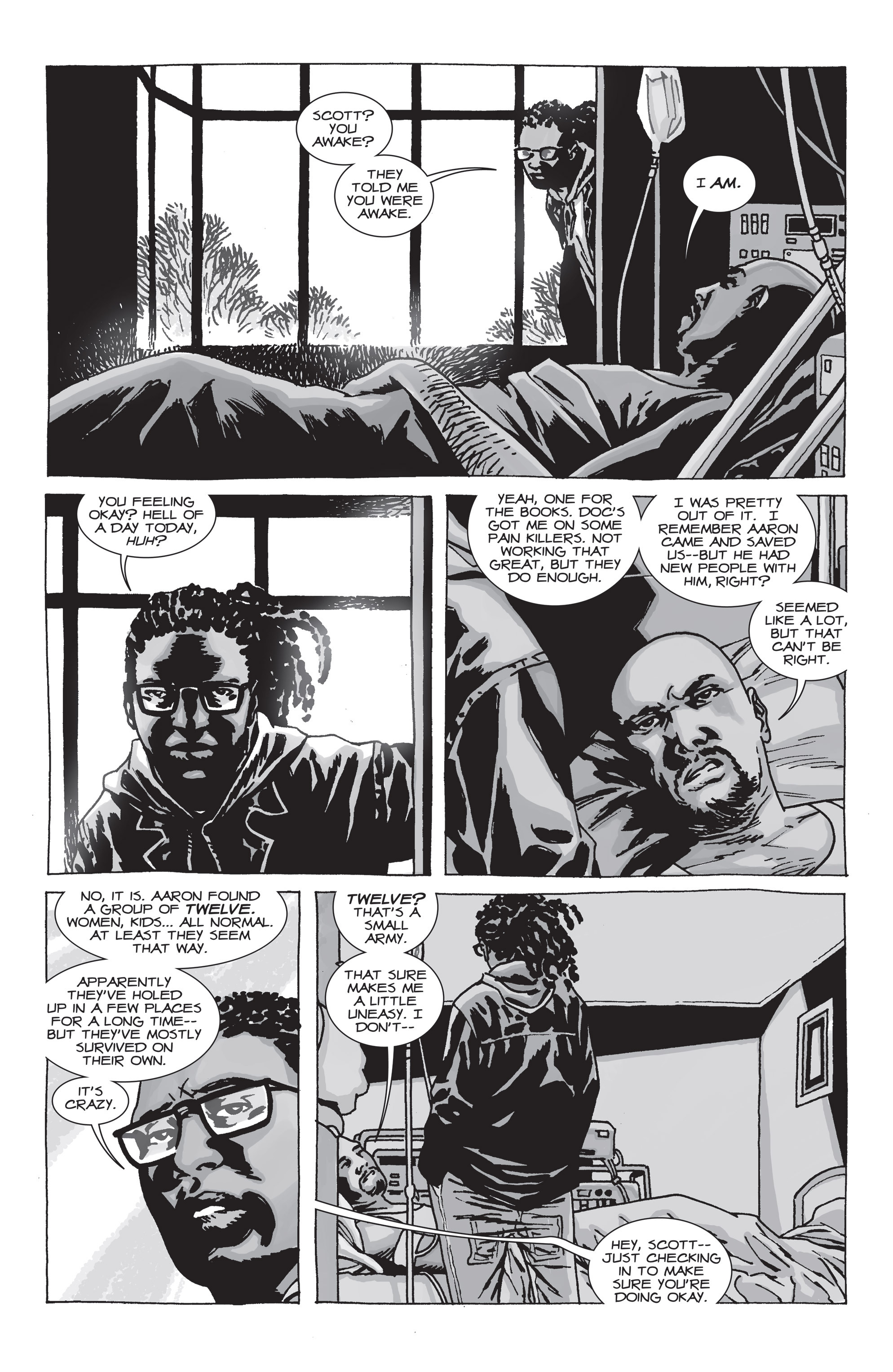 The Walking Dead Issue #71 Page 9