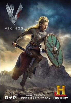 Hình Ảnh Diễn Viên Trong Bộ Phim Huyền Thoại Vikings Phần 2