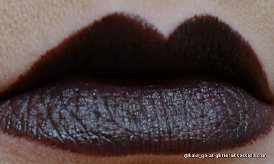 Wet N Wild Megalast Lipstick in Vamp it Up