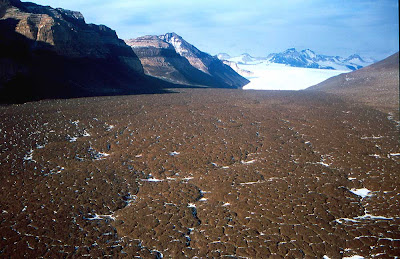 Dry Valleys, os vales secos da Antártida