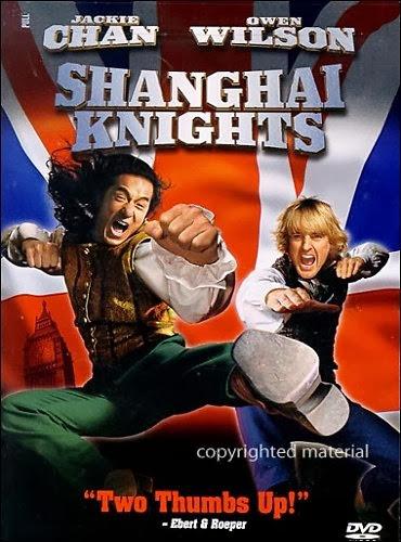 Hiệp Sĩ Thượng Hải - Shanghai Knights