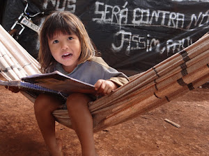 Kaiowá Guarani - Acampamento Ceroí