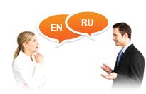 Установить переводчик на сайт