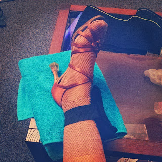 Alizee injury